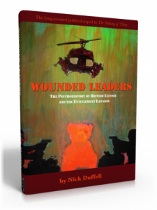 Wounded Leaders by Nick Duffell